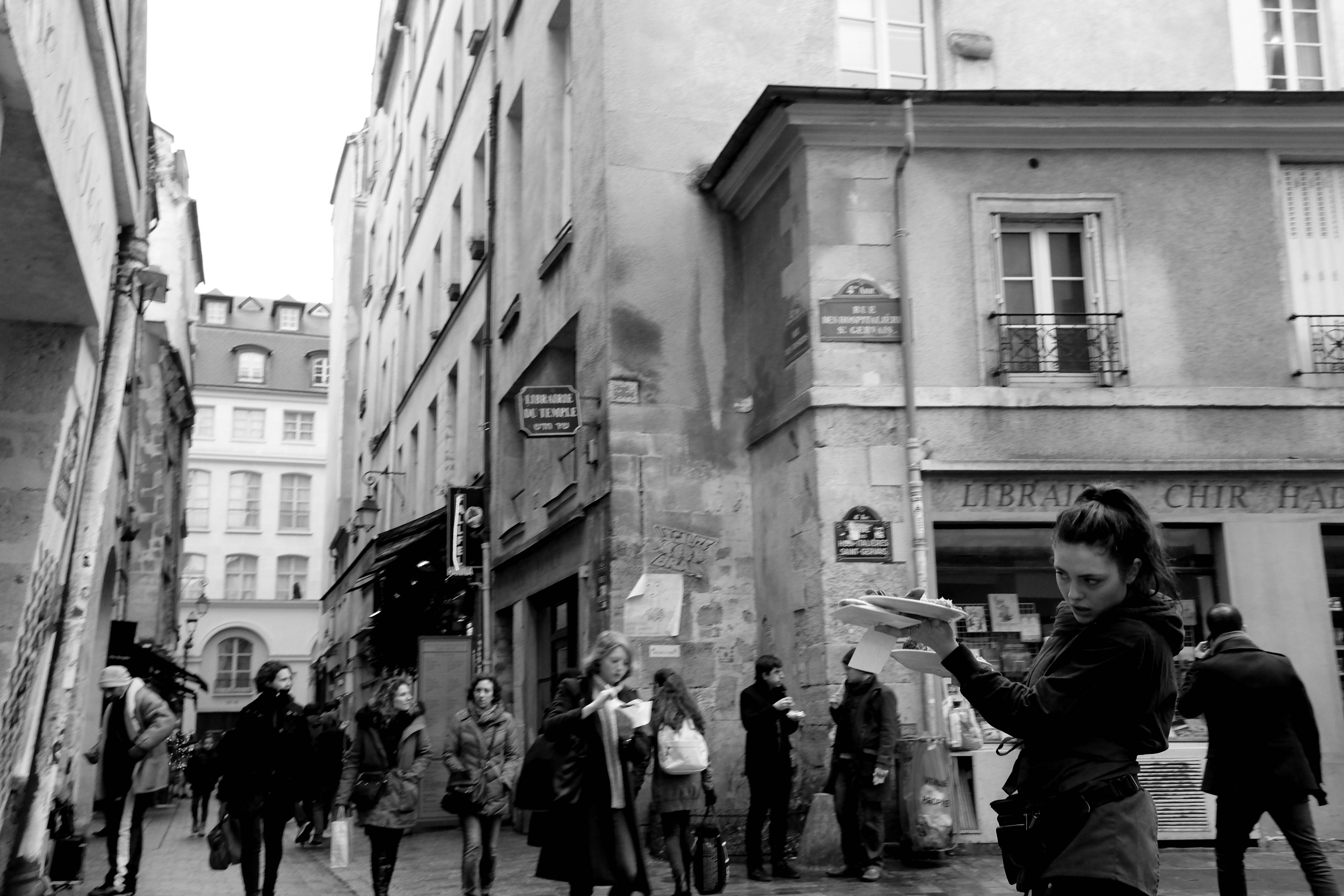 Old Paree: Street Photography in Paris