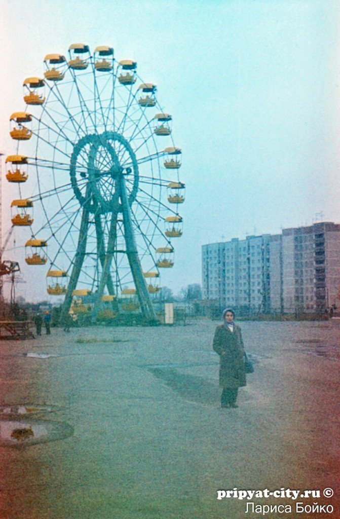 Chernobyl 30 Years Later: A Sinister Fairy Tale