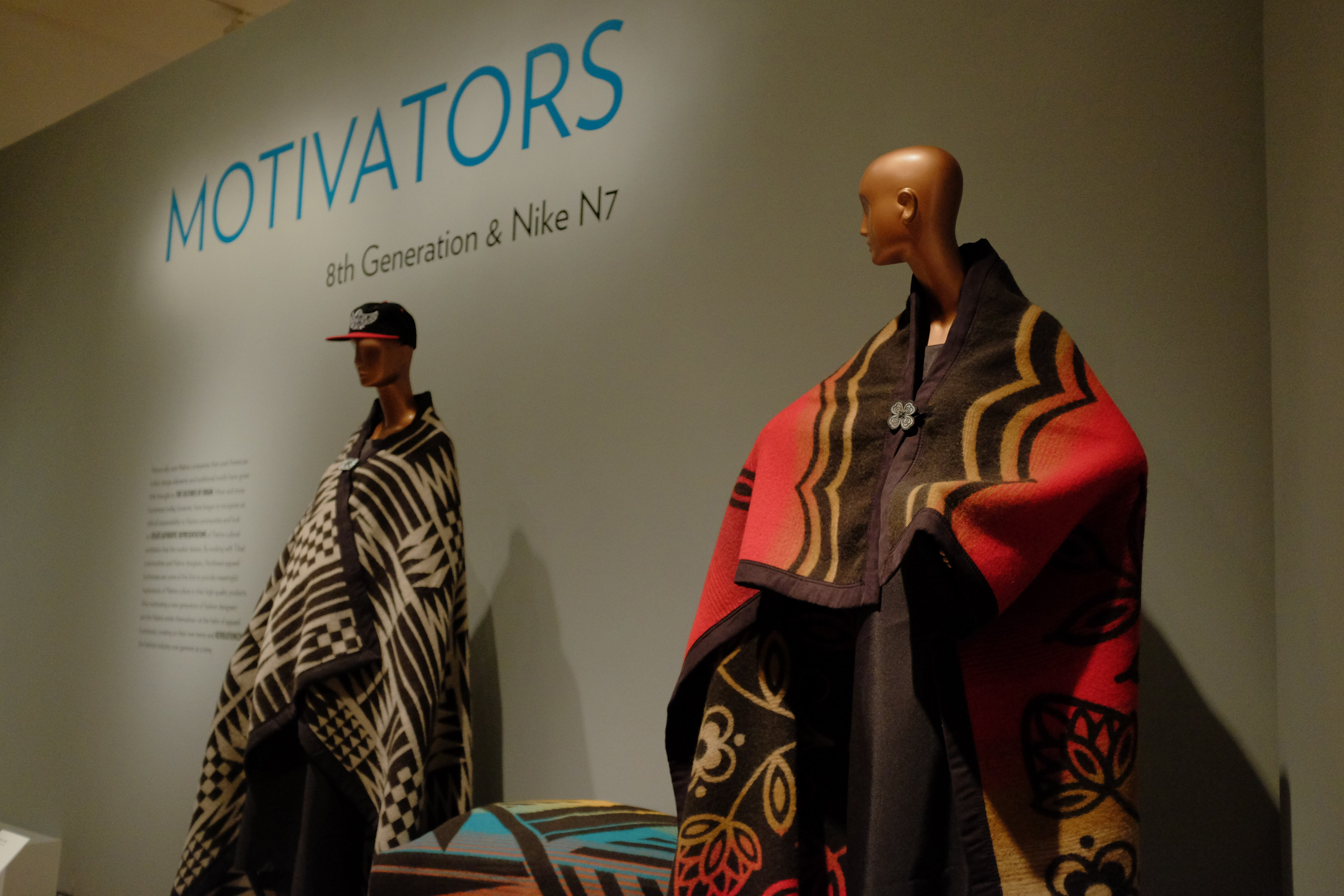 Inspired Natives: New Fashion Exhibit Turning Heads and Breaking Stereotypes