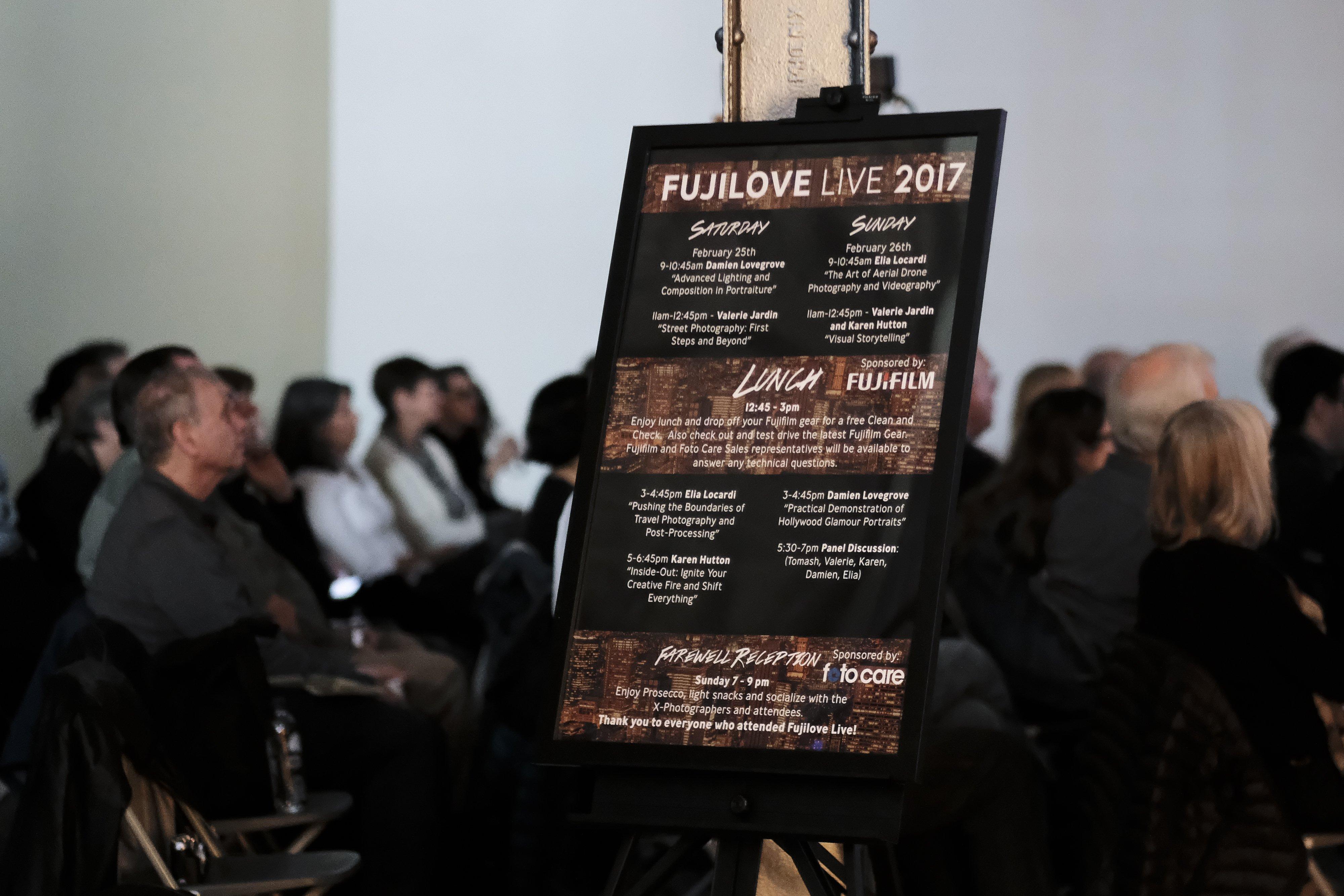 FujiLove Live 2017 Recap: Never Stop Learning
