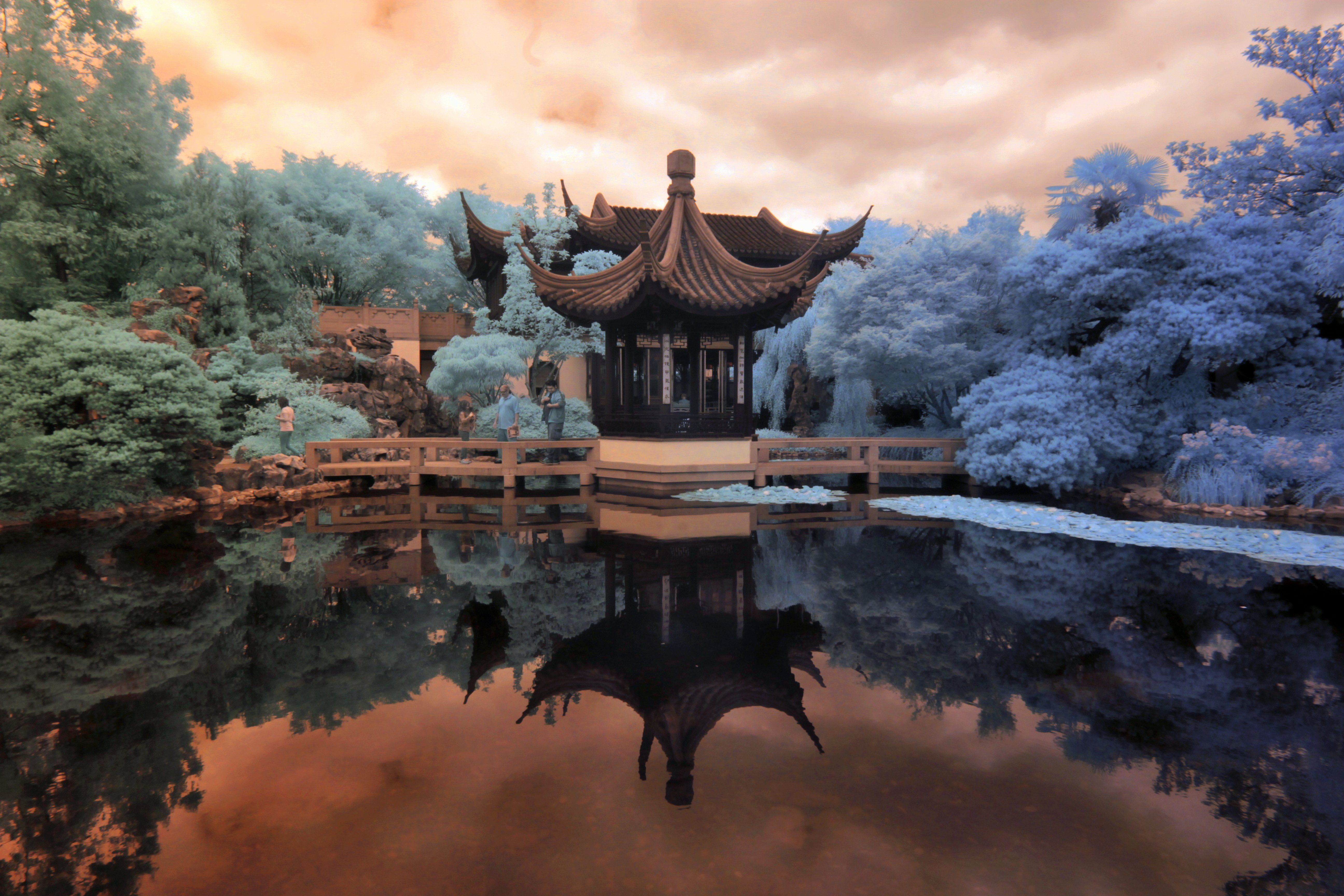 The Magic of Infrared