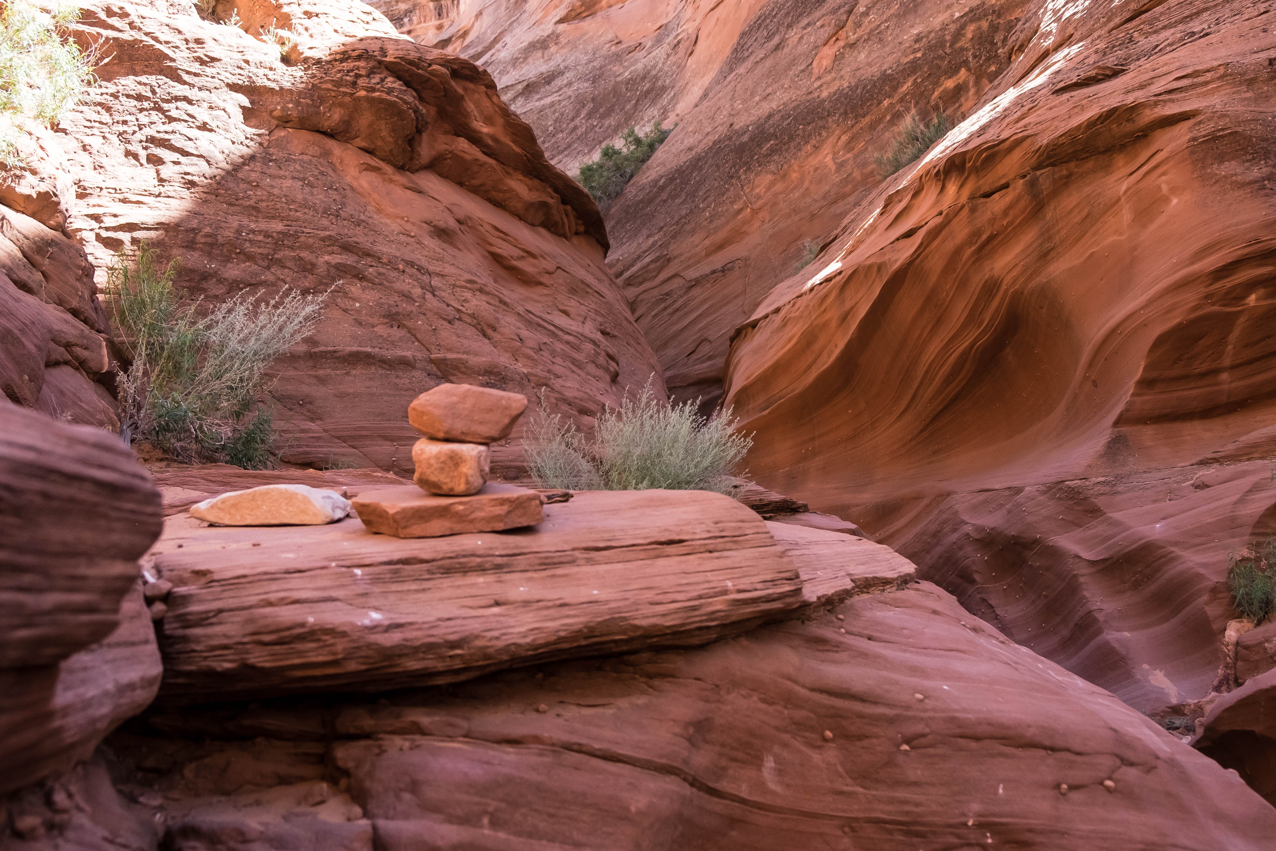 A Perfect Peace: Red Canyons & Earthen Domes