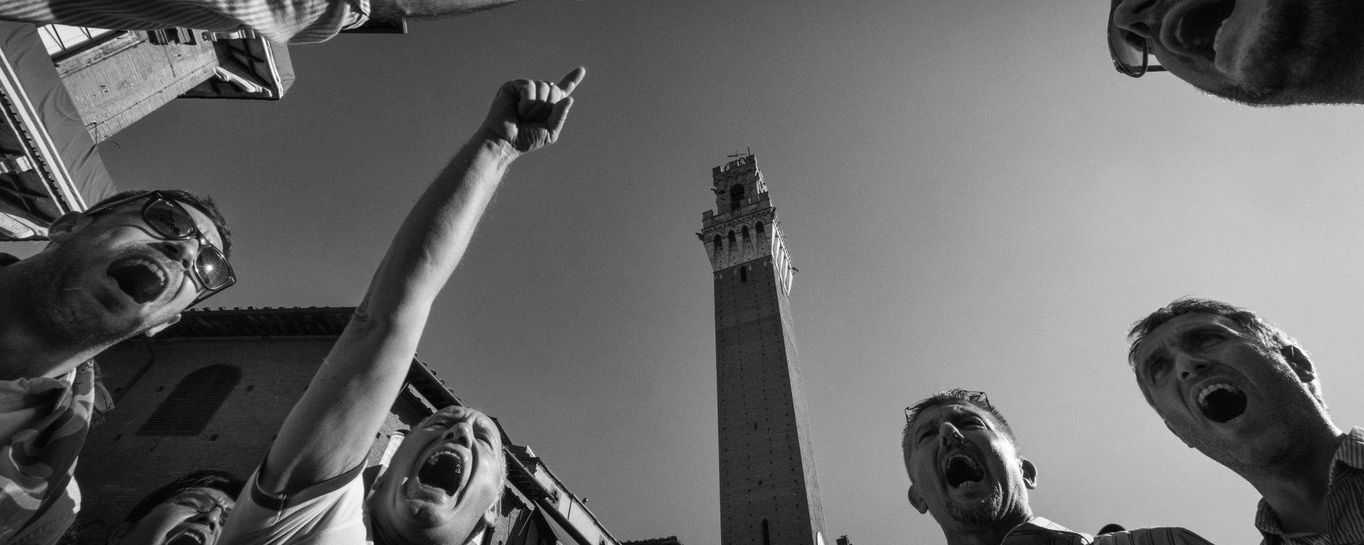 Palio! Experience Siena's Palio tradition through the lens of Luca Venturi